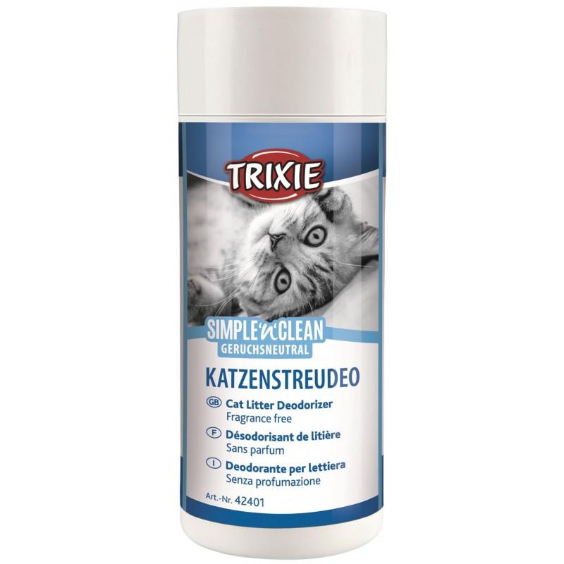 TRIXIE Dezodorant do kuwety dla kota 200g