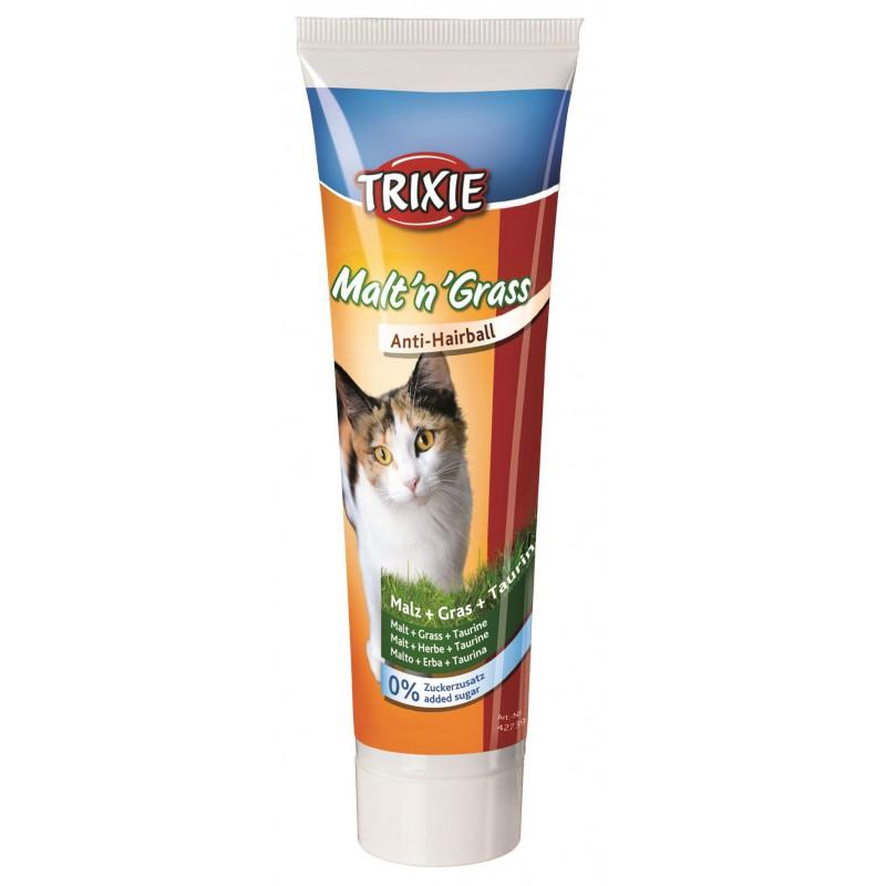 TRIXIE Pasta odkłaczająca (słodowa) dla kota Malt'n'Grass