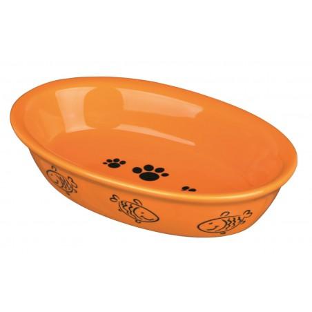 TRIXIE Miska ceramiczna dla kota owalna