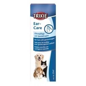 TRIXIE Płyn do pielęgnacji uszu dla kota