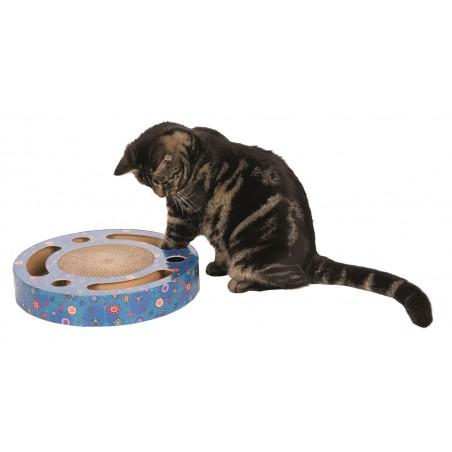 TRIXIE Drapak dla kota z piłkami