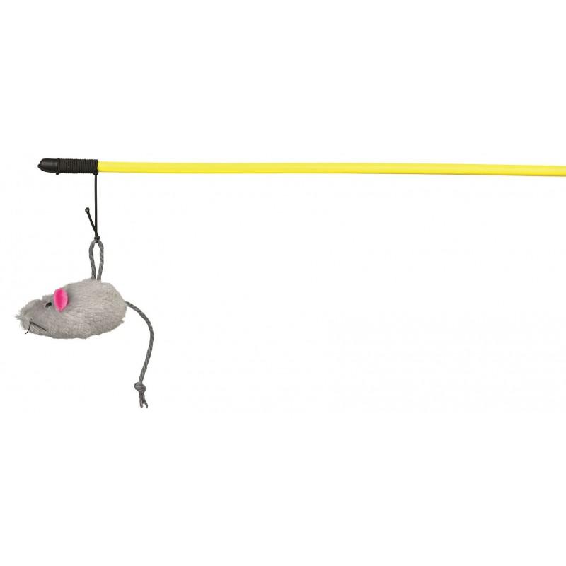 TRIXIE Wędka dla kota z myszką 50 cm