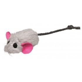 TRIXIE Zestaw myszy pluszowych dla kota