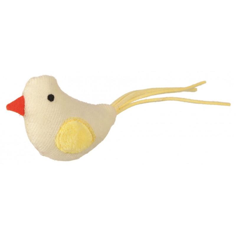 TRIXIE Pluszowy ptak dla kota