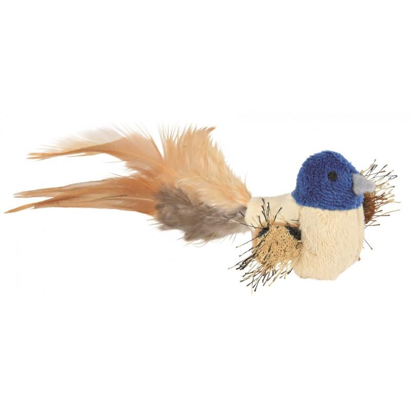 TRIXIE Ptaszek z piórkami dla kota