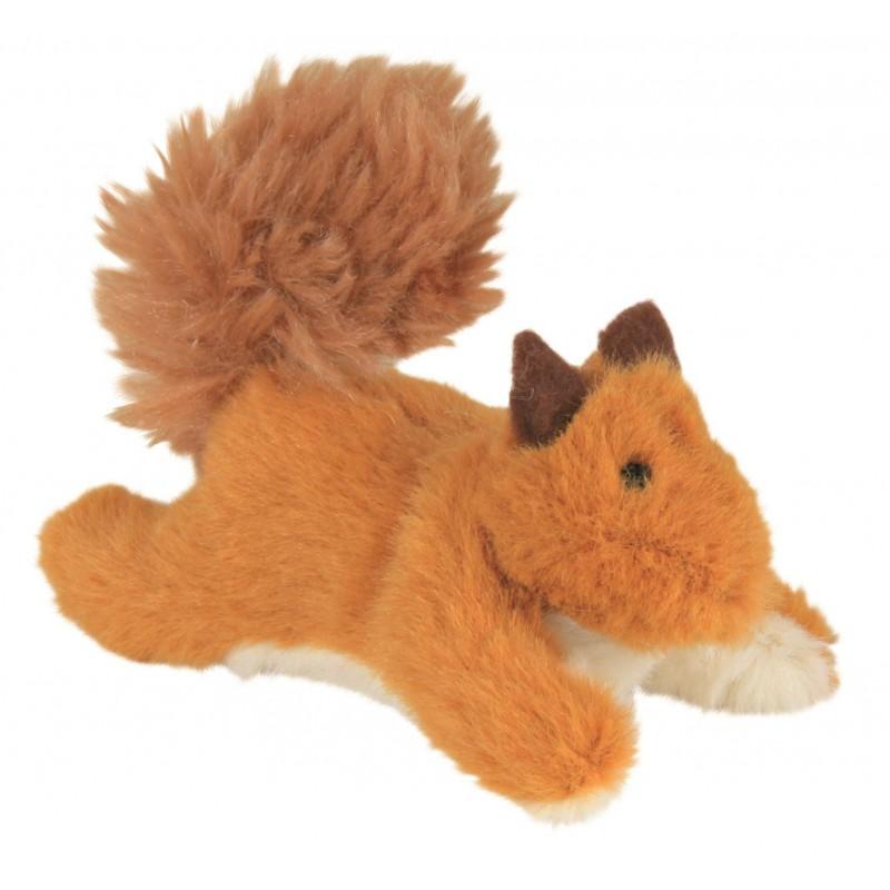TRIXIE Wiewiórka do zabawy dla kota