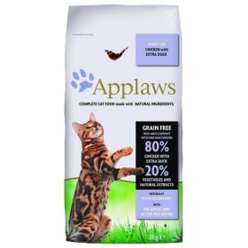 Applaws Cat Adult Chicken & Duck 2kg Applaws