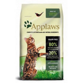Applaws Cat Adult Chicken & Lamb 400g Applaws