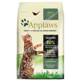 Applaws Cat Adult Chicken & Lamb 7,5kg Applaws