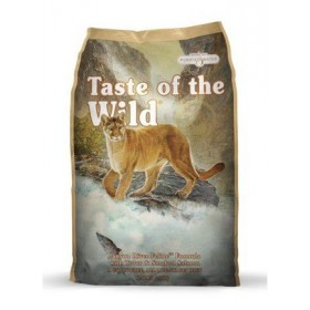 Taste of the Wild Canyon River Feline z pstrągiem i łososiem 2kg Taste of the Wild