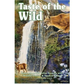 Taste of the Wild Rocky Mountain Feline z dziczyzną i łososiem 2kg Taste of the Wild