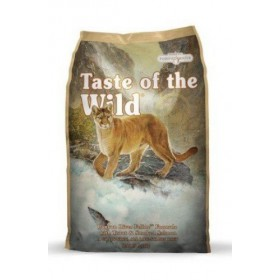 Taste of the Wild Canyon River Feline z pstrągiem i łososiem 7kg Taste of the Wild