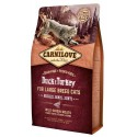 Carnilove Cat Duck & Turkey for Large Breed - kaczka i indyk 2kg Carnilove