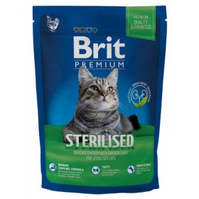 Brit Premium Cat New Sterilised 300g Brit
