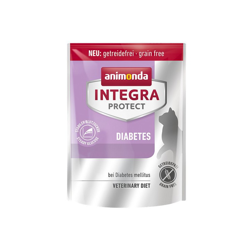 Animonda Integra Protect Diabetes Dry dla kota 300g Animonda Integra