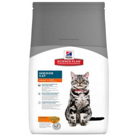 Hill's Feline Adult Indoor Cat Chicken 4kg Hill's Science Plan