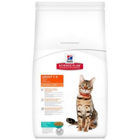 Hill's Feline Adult Tuna Optimal Care 2kg Hill's Science Plan