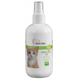 Over Zoo Urine Free Cat 250ml Over Zoo
