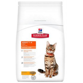 Hill's Feline Adult Chicken Optimal Care 5kg Hill's Science Plan