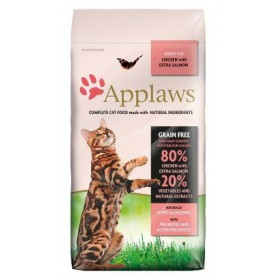 Applaws Cat Adult Chicken & Salmon 7,5kg Applaws