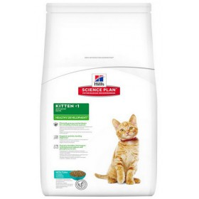 Hill's Feline Kitten Tuna Healthy Development 2kg Hill's Science Plan