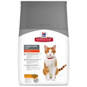 Hill's Feline Young Adult Sterilised Cat Chicken 300g Hill's Science Plan