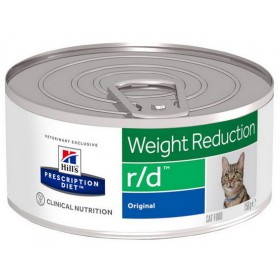 Hill's Prescription Diet r/d Feline puszka 156g Hill's Prescription Diet