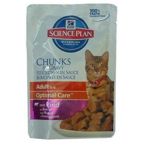 Hill's Feline Adult Beef saszetka 85g Hill's Science Plan