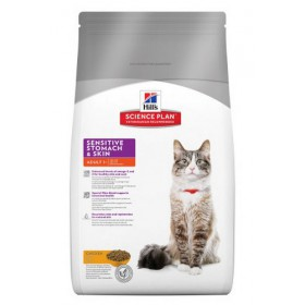 Hill's Feline Adult Sensitive Stomach & Skin 400g Hill's Science Plan