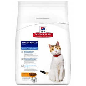 Hill's Feline Mature Adult Senior 7+ Active Longevity Chicken 2kg Hill's Science Plan