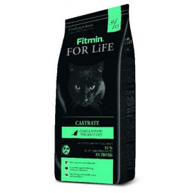 Fitmin Cat For Life Castrate 1,8kg Fitmin