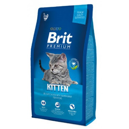 Brit Premium Cat New Kitten 8kg Brit