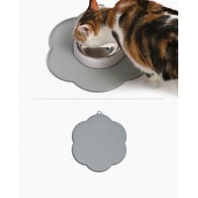 CATIT Podkładka silikonowa pod miski dla kota Kwiatek