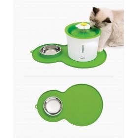 CATIT Podkładka silikonowa pod miskę dla kota Orzeszek