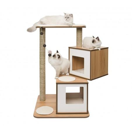 CATIT Drapak stojący dla kota Vesper Double