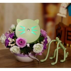 Nawilżacz powietrza Kot z lampką led
