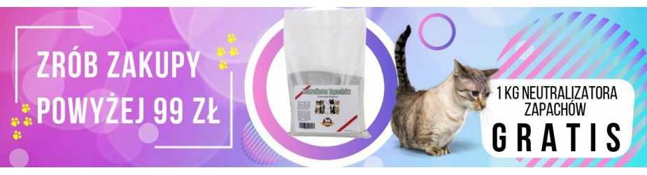 Kosmetyki dla kota