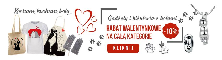 Gadżety z kotami - sklep - prezentdlakota.pl